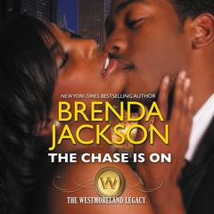 The Chase Is On Audiobook, by Brenda Jackson