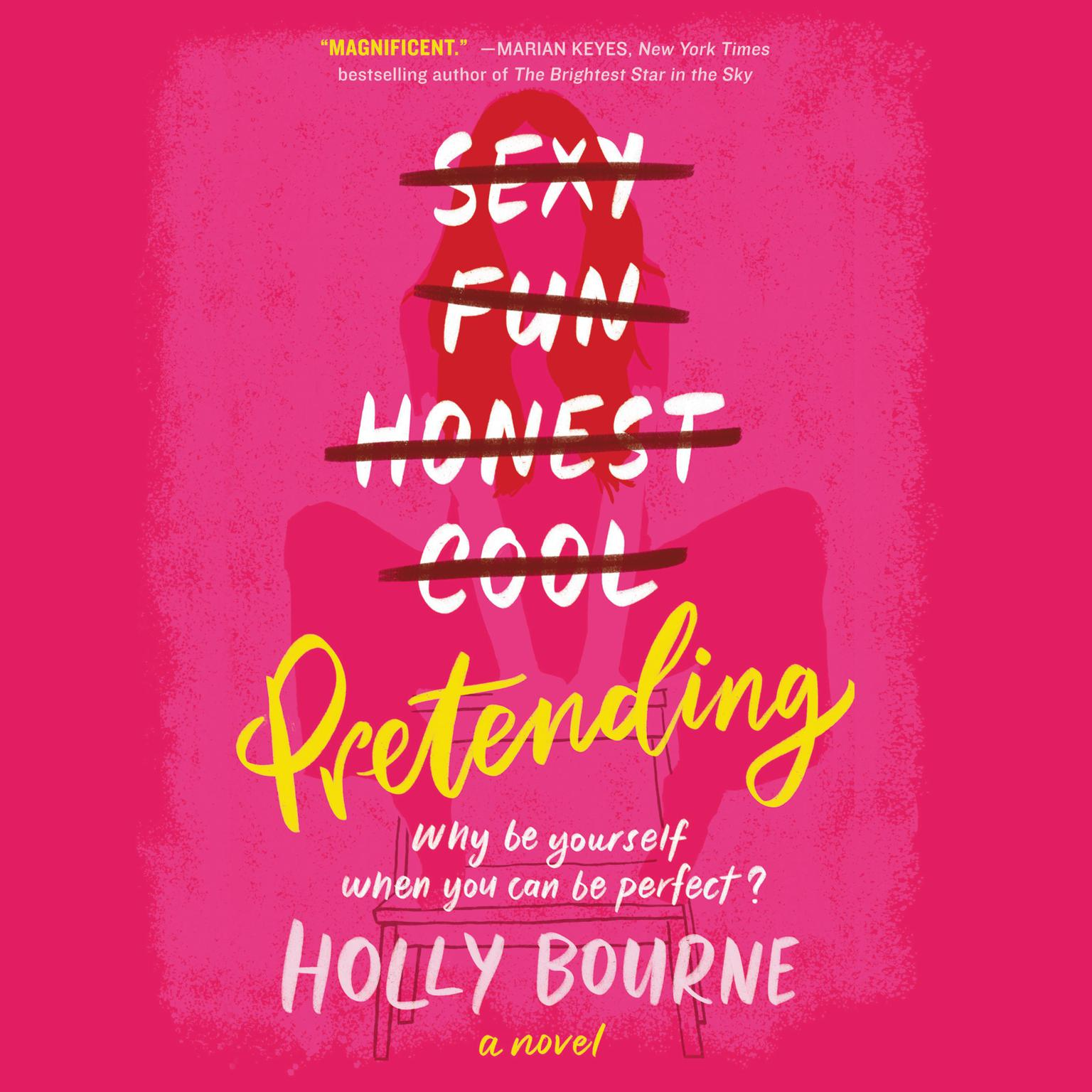 Pretending Audiobook, by Holly Bourne