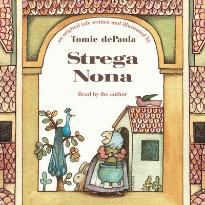 Strega Nona Audiobook, by Tomie dePaola