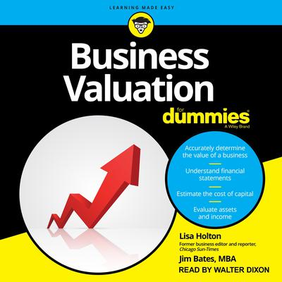 Business Valuation for Dummies: Unlocking More Joy, Less Stress, and Better Relationships through Kindness Audiobook, by