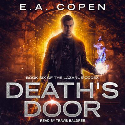 Death's Door Audiobook, by E.A. Copen