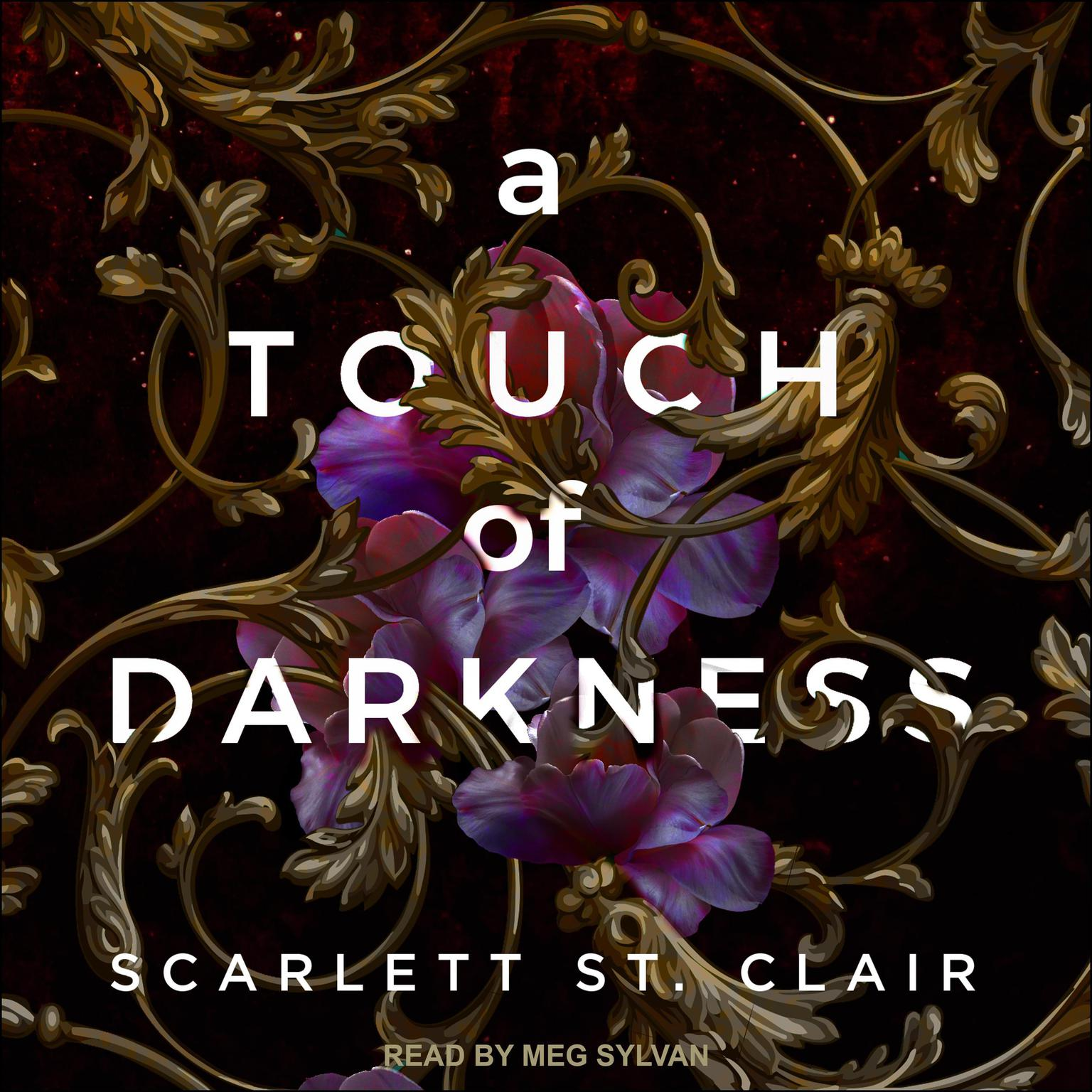 A Touch of Darkness Audiobook, by Scarlett St. Clair
