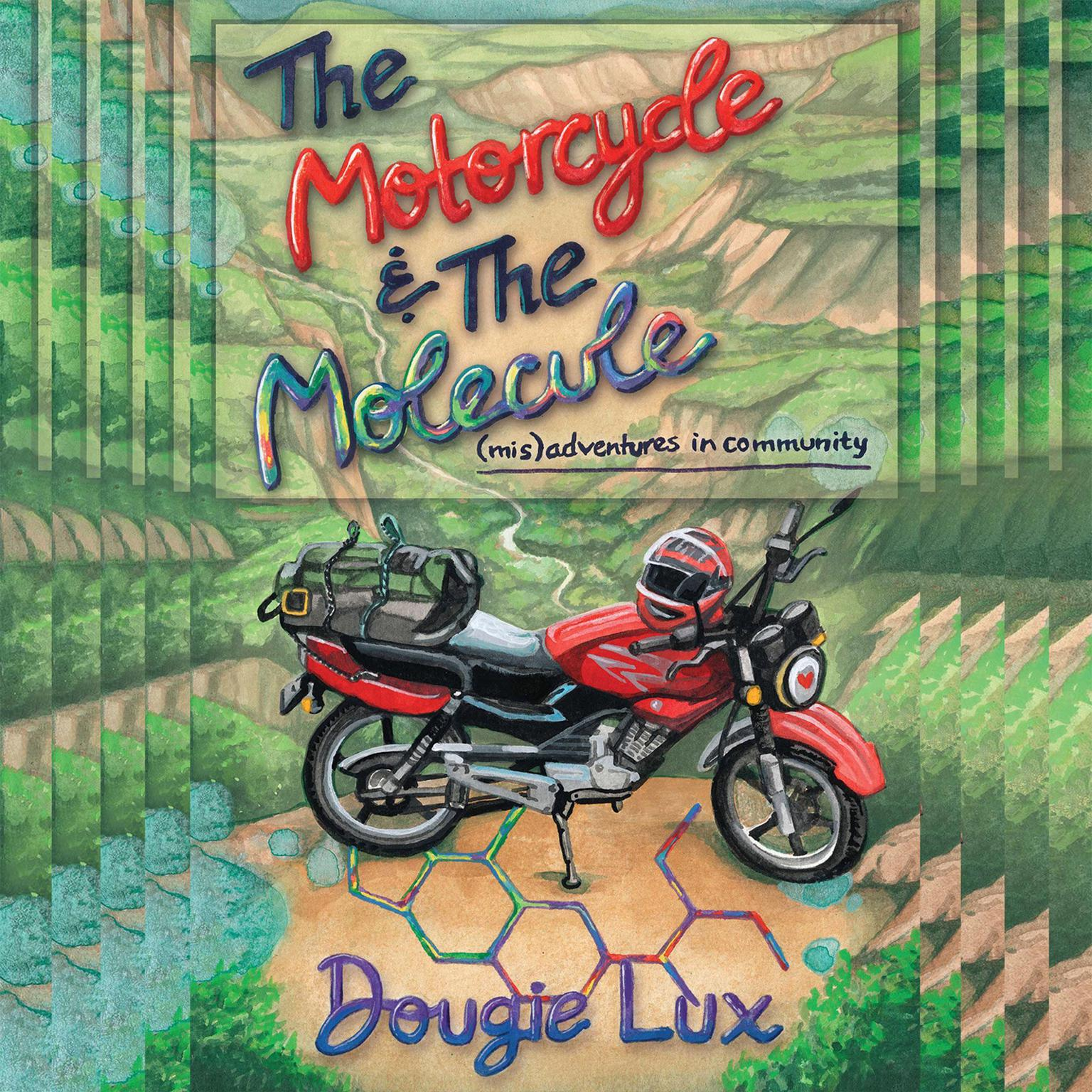 Printable The Motorcycle & The Molecule Audiobook Cover Art