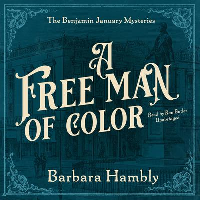 A Free Man of Color Audiobook, by