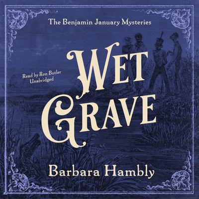 Wet Grave Audiobook, by