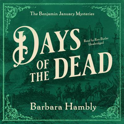 Days of the Dead Audiobook, by Barbara Hambly