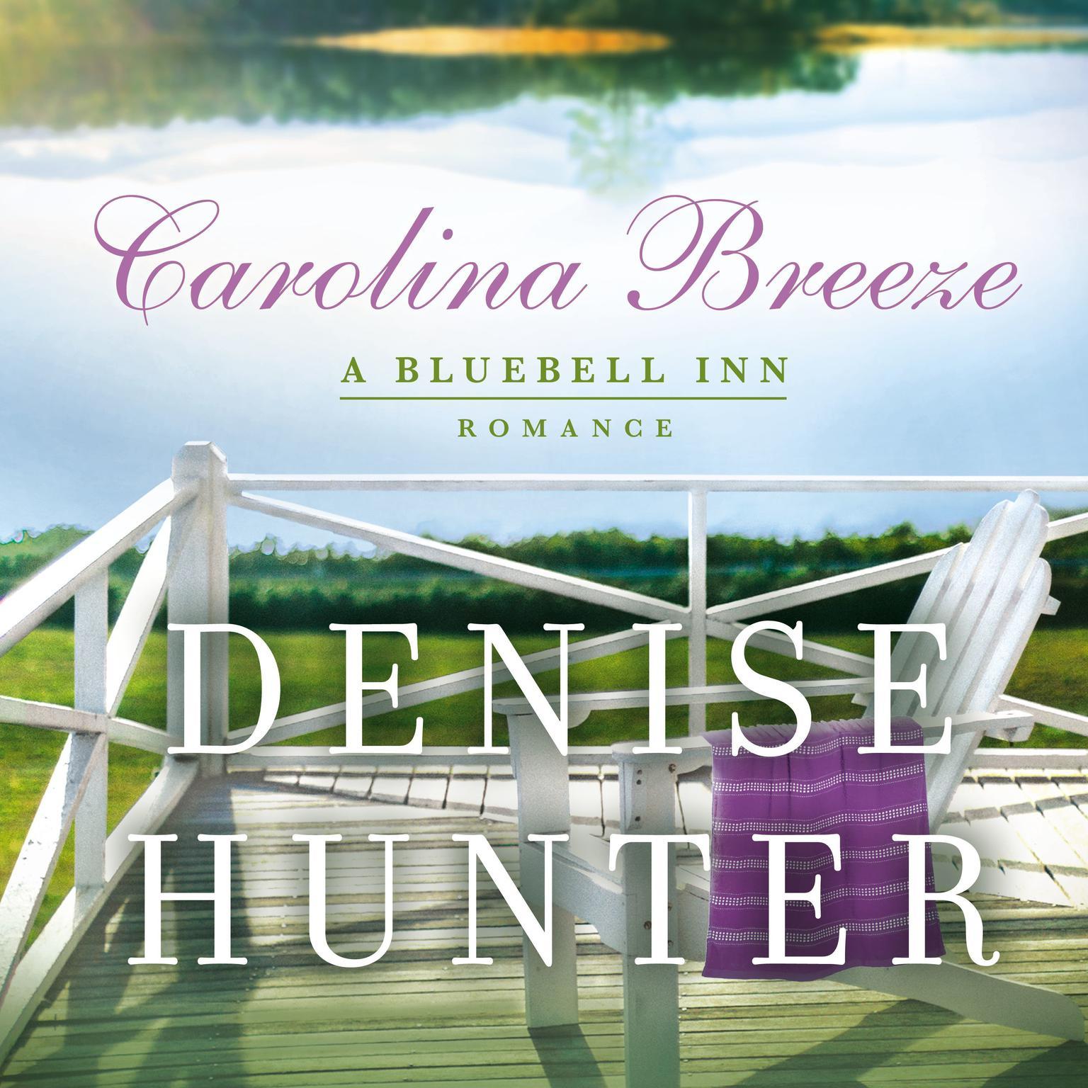 Printable Carolina Breeze Audiobook Cover Art