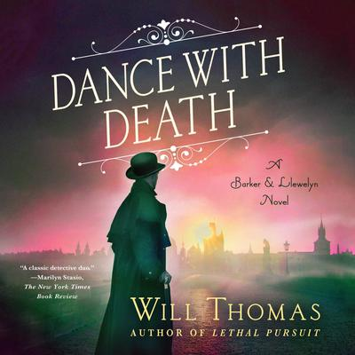 Dance with Death: A Barker & Llewelyn Novel Audiobook, by