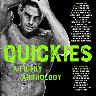 QUICKIES Audiobook, by Corrinne Michaels