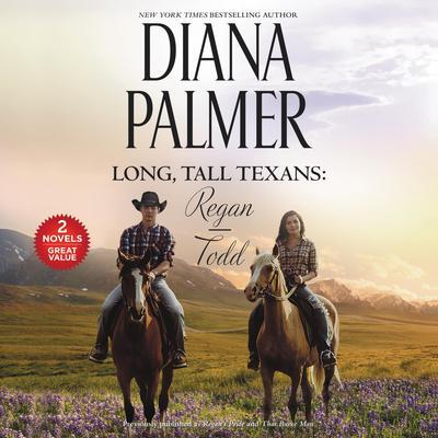 Long, Tall Texans: Regan/Todd Audiobook, by