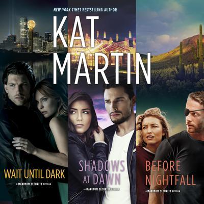 Wait Until Dark & Shadows at Dawn & Before Nightfall Audiobook, by