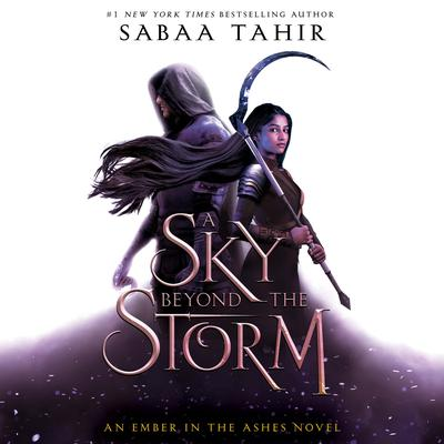 A Sky Beyond the Storm Audiobook, by