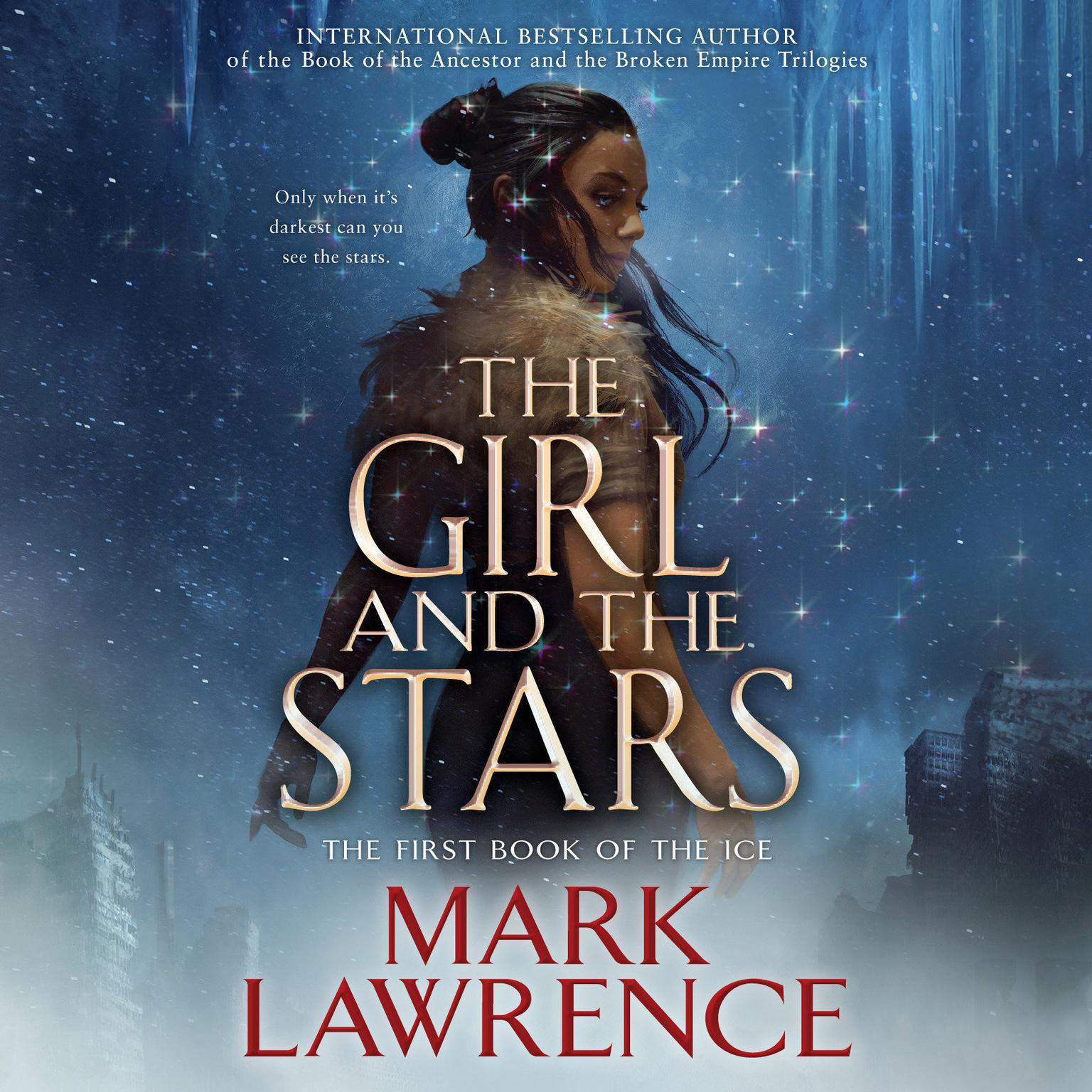 Printable The Girl and the Stars Audiobook Cover Art