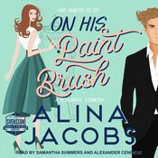 On His Paintbrush