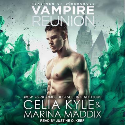 Vampire Reunion Audiobook, by Celia Kyle