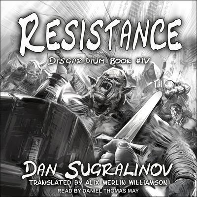 Resistance Audiobook, by Dan Sugralinov