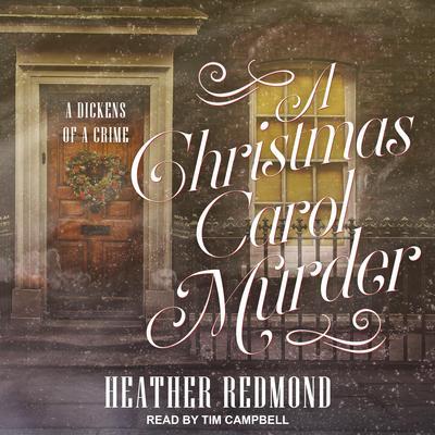 Christmas Carol Murder Audiobook, by Heather Redmond