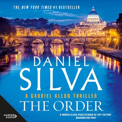 The Order Audiobook, by Daniel Silva