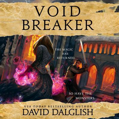Voidbreaker Audiobook, by David Dalglish