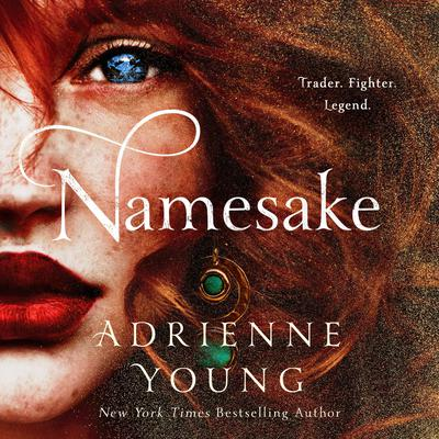 Namesake: A Novel Audiobook, by Adrienne Young