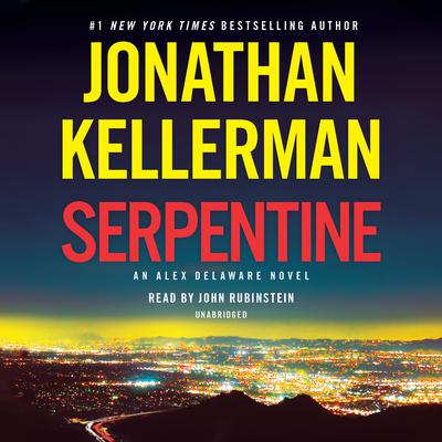Serpentine: An Alex Delaware Novel Audiobook, by
