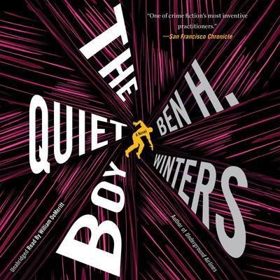 The Quiet Boy Audiobook, by Ben H. Winters