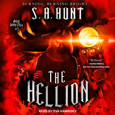 The Hellion Audiobook, by S.A. Hunt