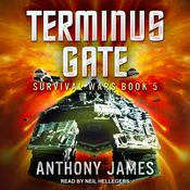 Terminus Gate Audiobook, by Anthony James