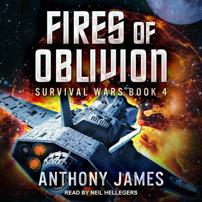 Fires of Oblivion Audiobook, by