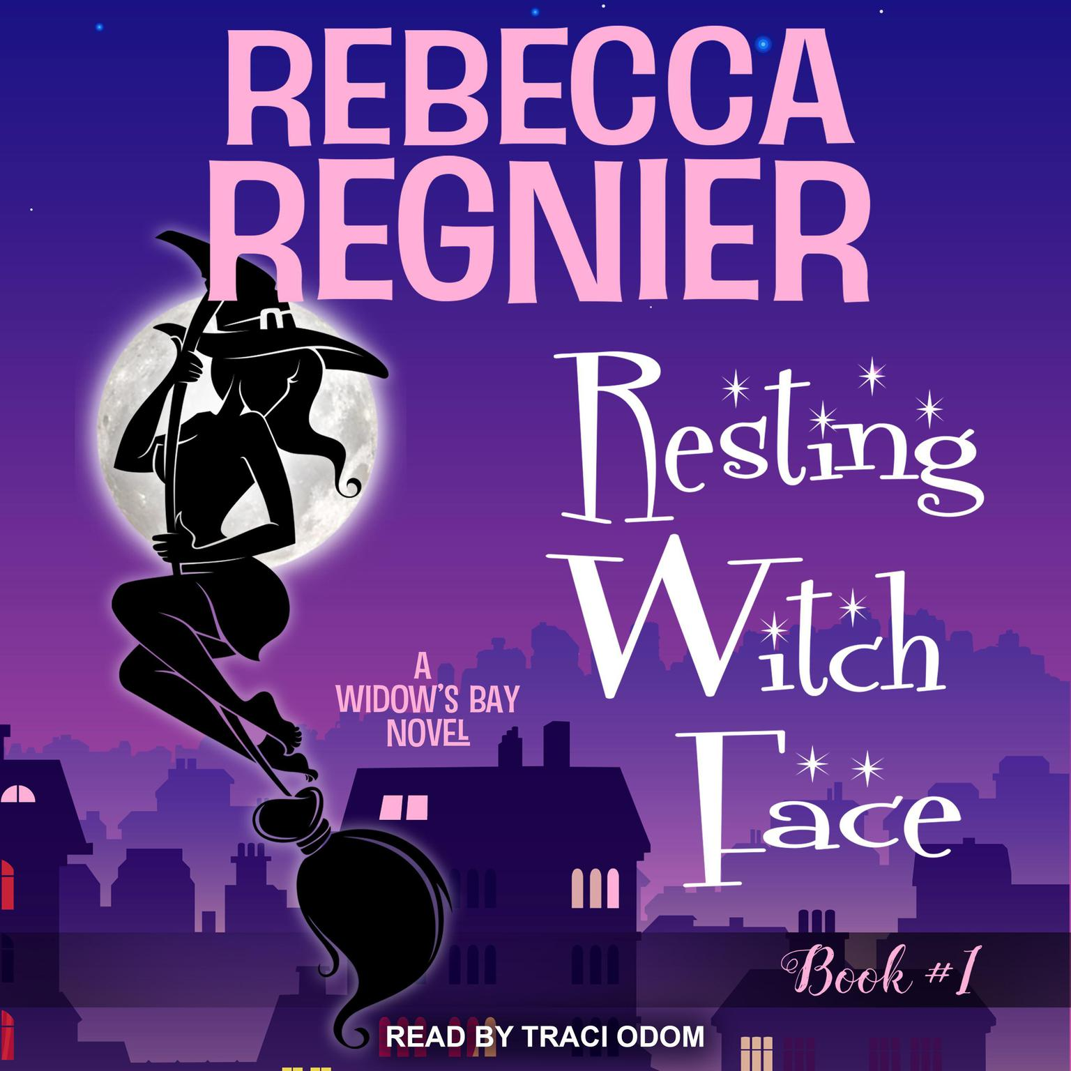 Resting Witch Face: A Widows Bay Novel Audiobook, by Rebecca Regnier