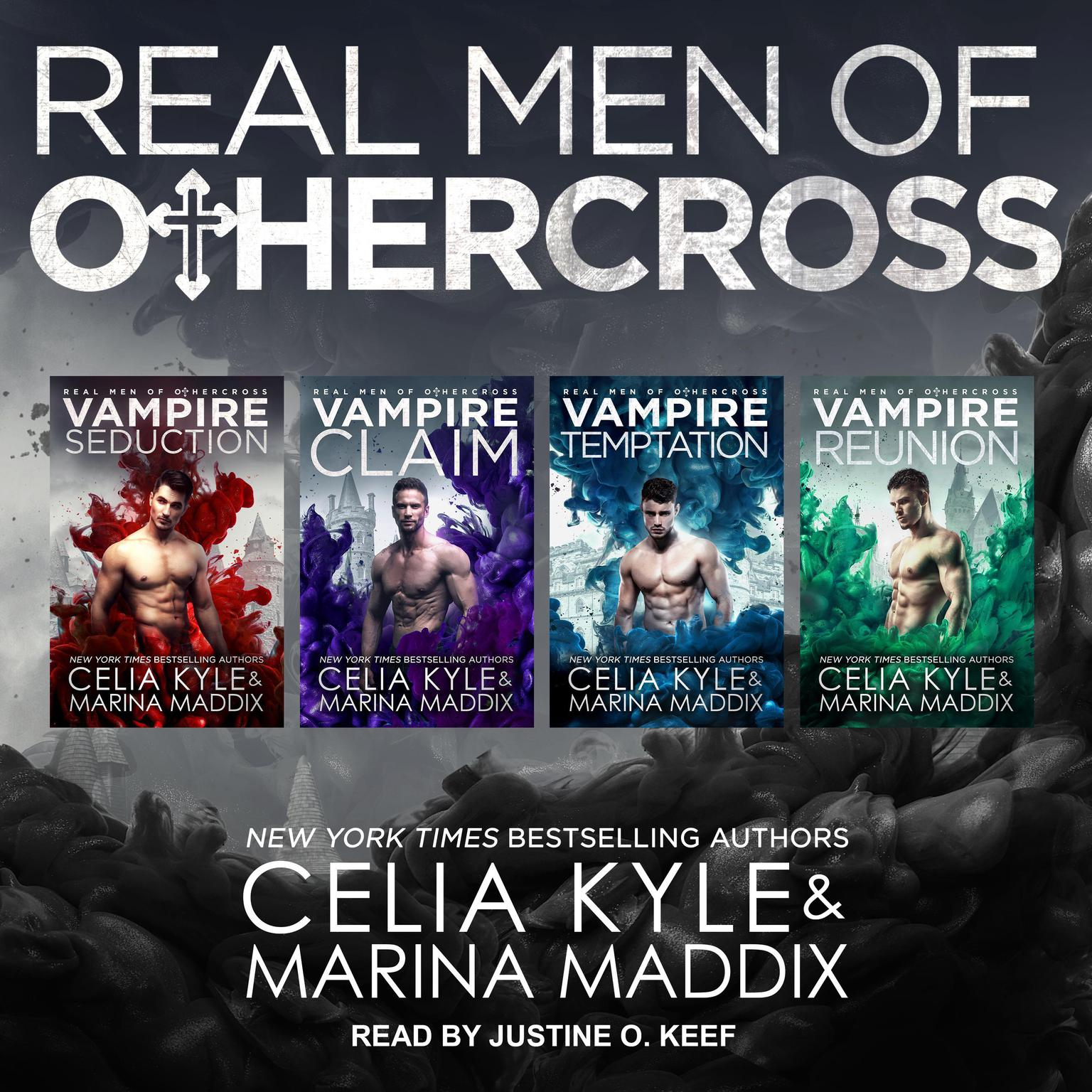Real Men of Othercross Complete Series Boxed Set Audiobook, by Marina Maddix