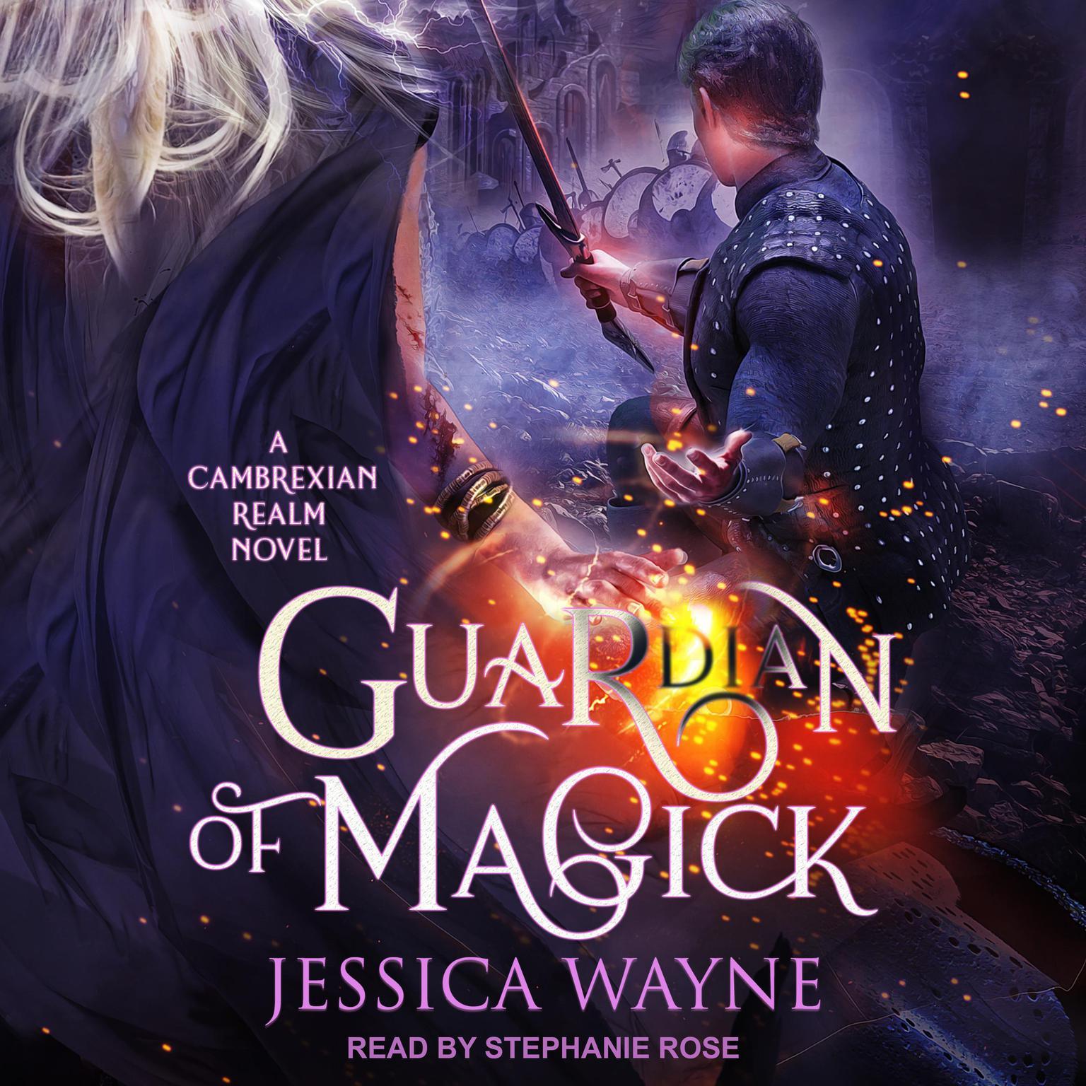 Guardian of Magick Audiobook, by Jessica Wayne