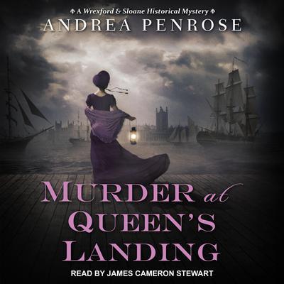 Murder at Queen's Landing Audiobook, by