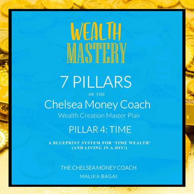 Wealth Mastery: 7 Pillars of the Chelsea Money Coach: Pillar 4: Time Audiobook, by Malika Bagai
