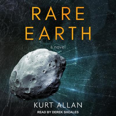 Rare Earth Audiobook, by Kurt Allan