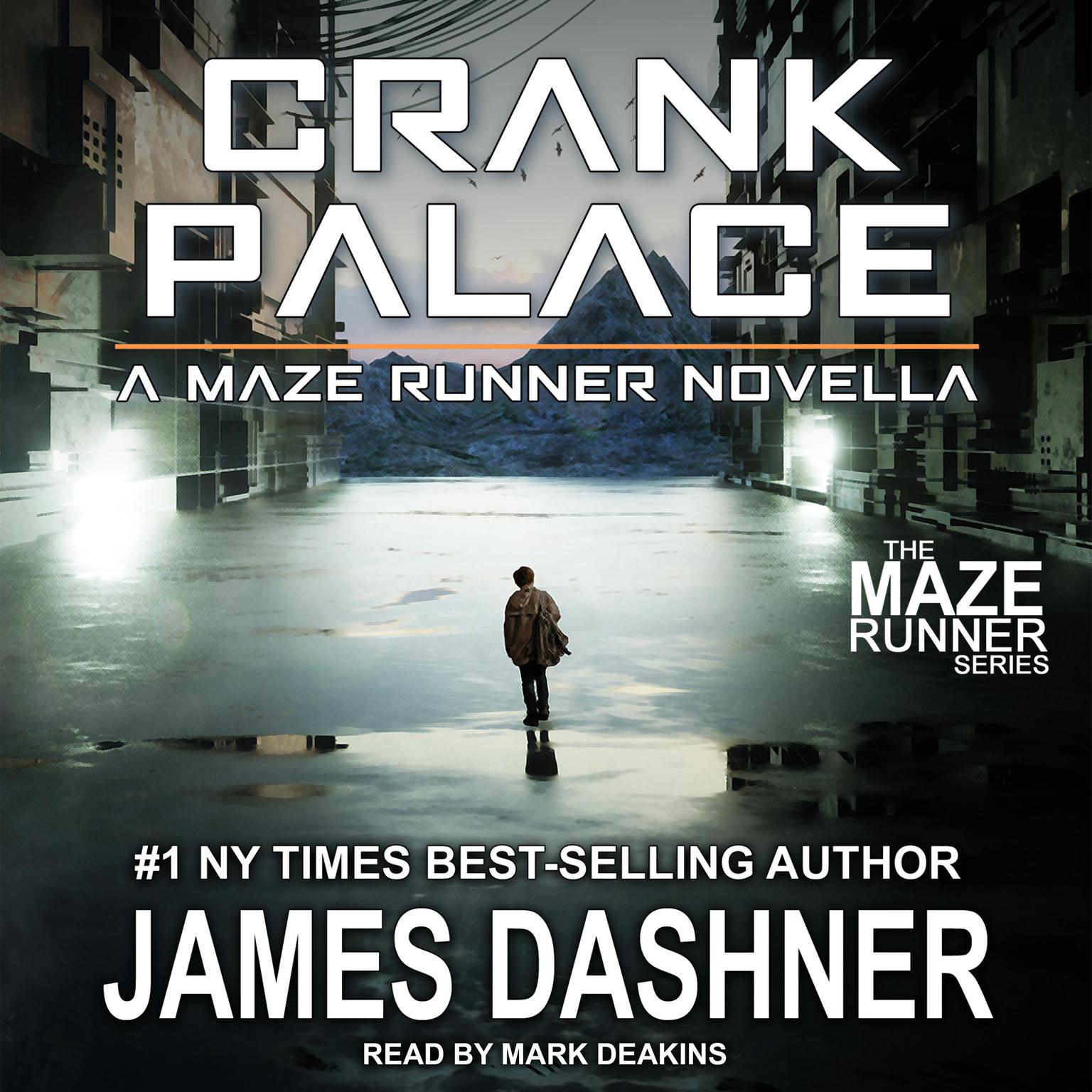 Crank Palace Audiobook, by James Dashner