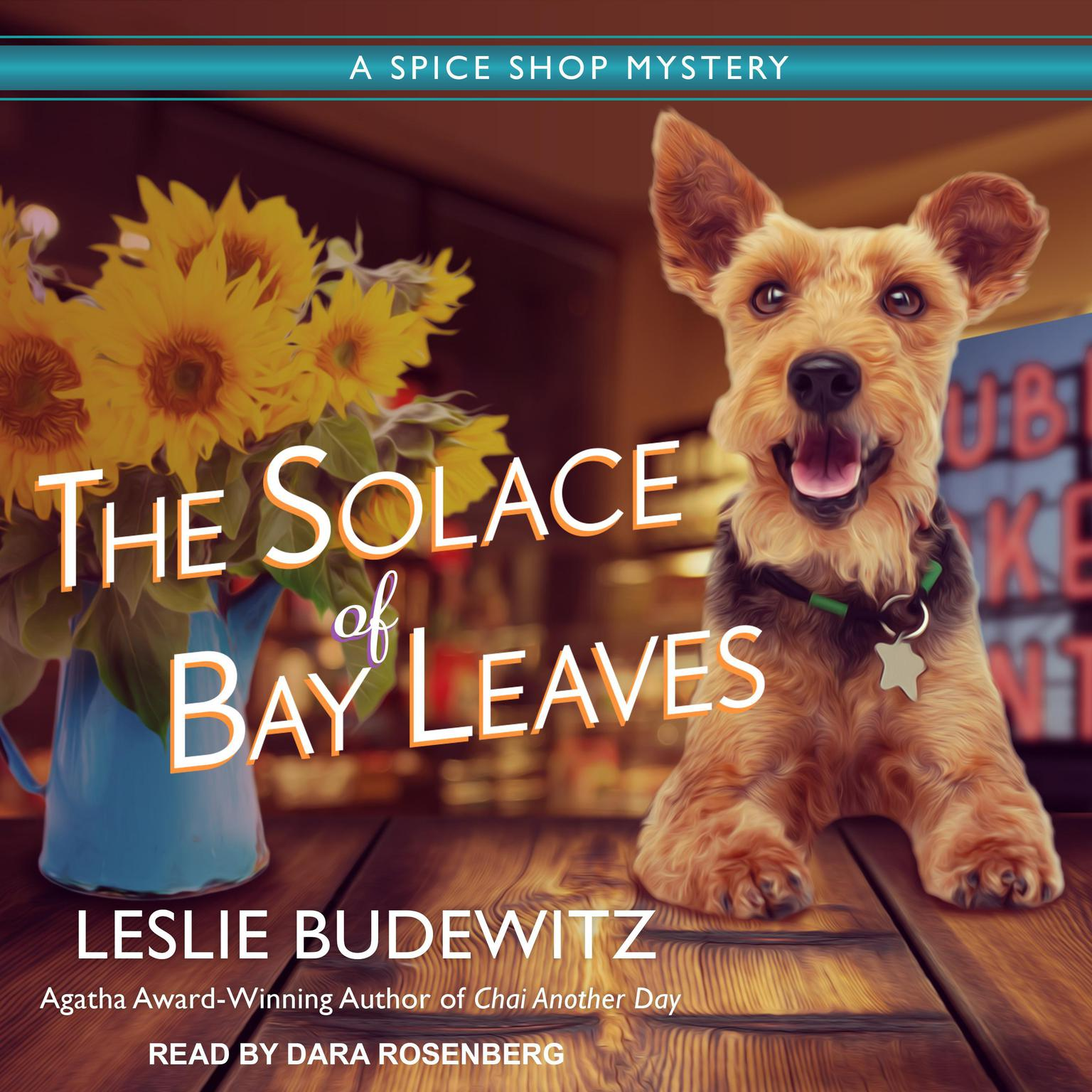 The Solace of Bay Leaves Audiobook, by Leslie Budewitz