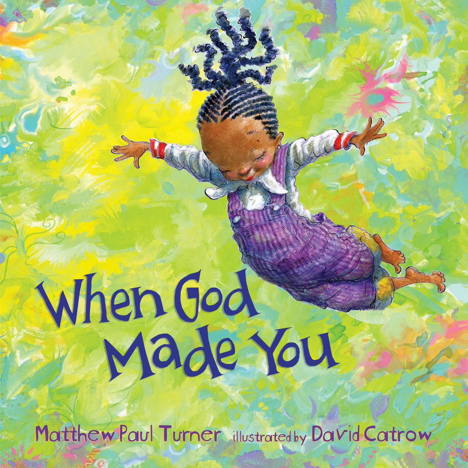 When God Made You Audiobook, by Matthew Paul Turner