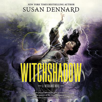 Witchshadow: A Witchlands Novel Audiobook, by Susan Dennard