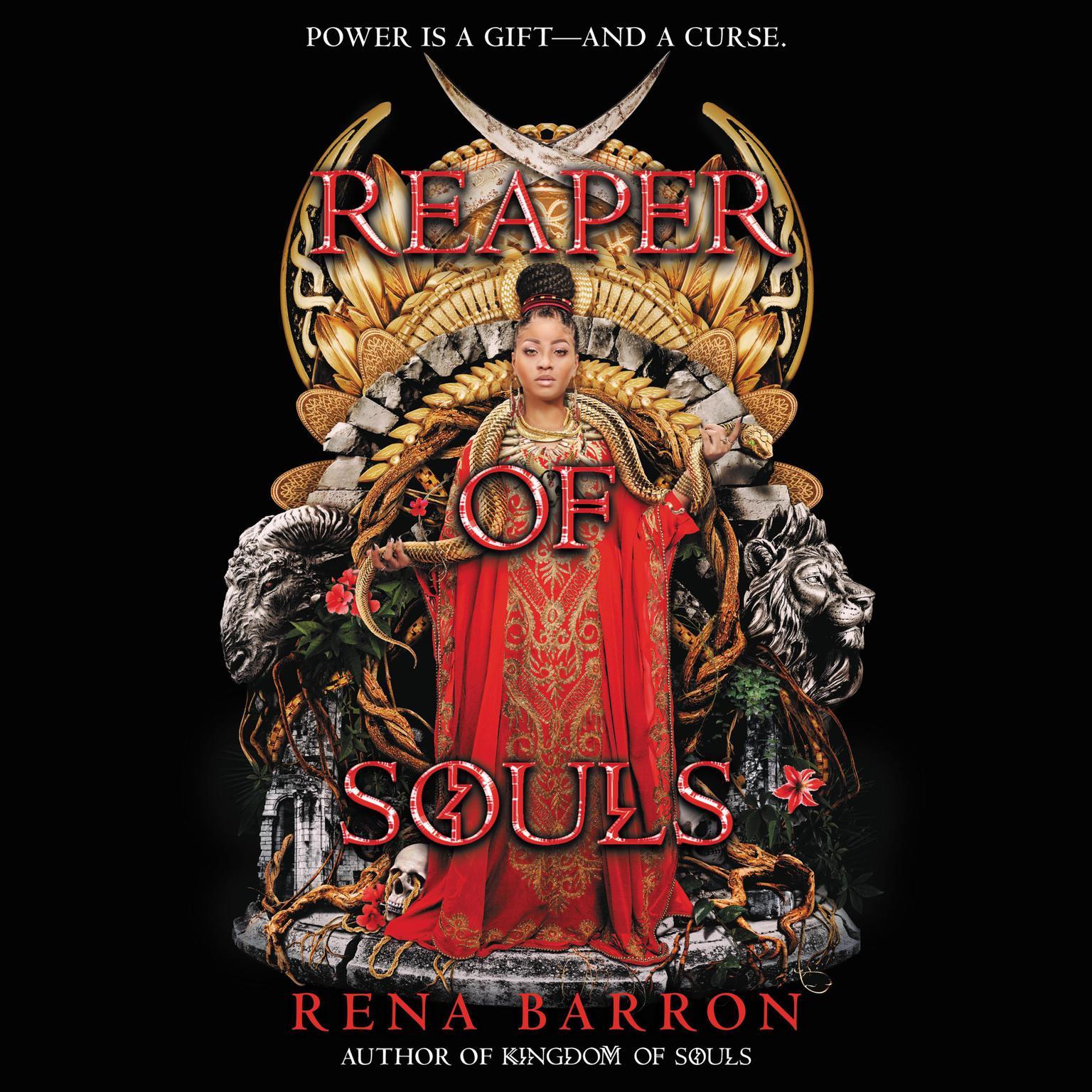 Reaper of Souls Audiobook, by Rena Barron
