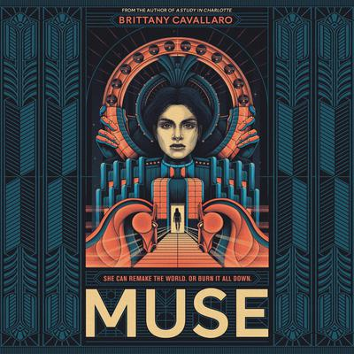 Muse Audiobook, by Brittany Cavallaro