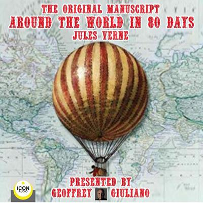 Around the World in 80 Days Audiobook, by Jules Verne