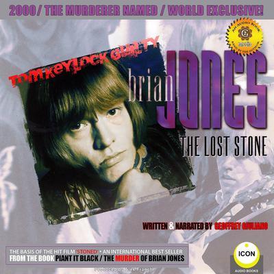 Brian Jones; The Lost Stone Audiobook, by Geoffrey Giuliano