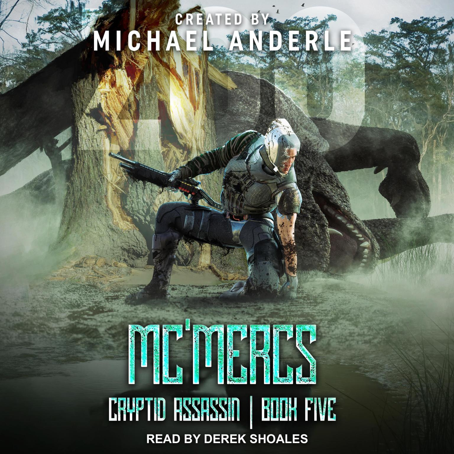 McMercs Audiobook, by Michael Anderle