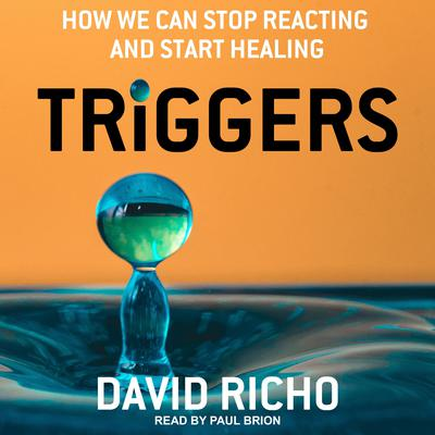 Triggers: How We Can Stop Reacting and Start Healing Audiobook, by David Richo
