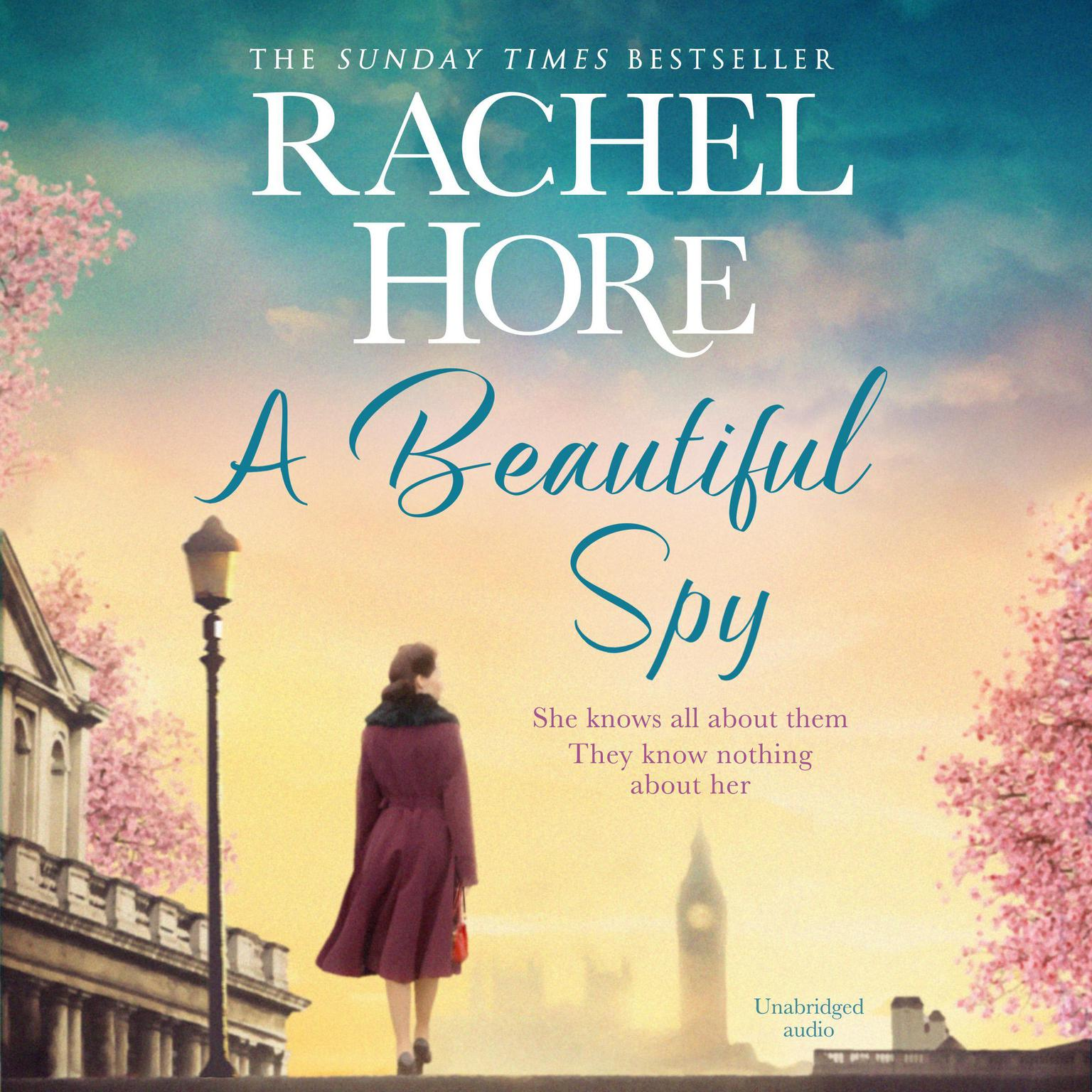 A Beautiful Spy: From the million-copy Sunday Times bestseller Audiobook, by Rachel Hore