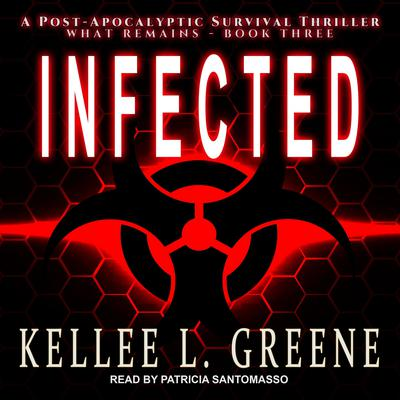 Infected: A Post-Apocalyptic Survival Thriller Audiobook, by