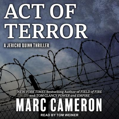Act of Terror Audiobook, by Marc Cameron