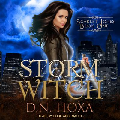 Storm Witch Audiobook, by D.N. Hoxa
