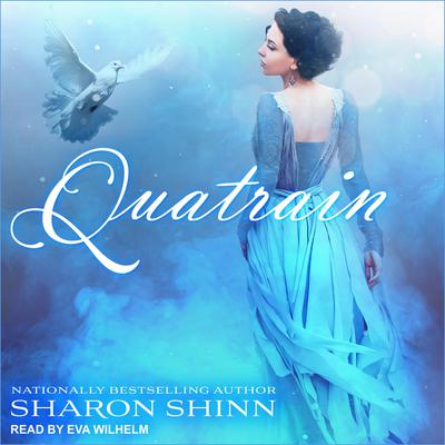 Quatrain Audiobook, by Sharon Shinn